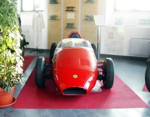 Museo Taruffi - De Sanctis Formula junior