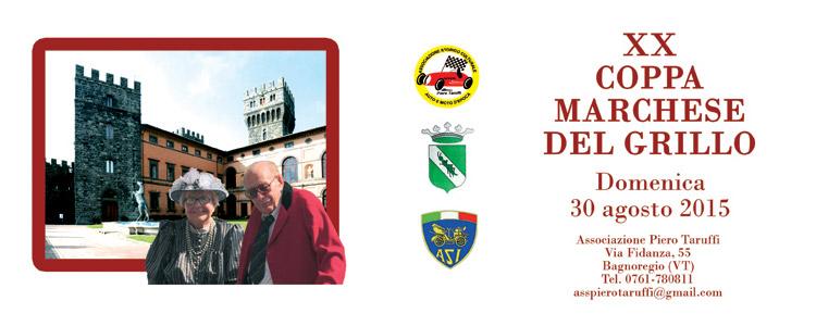 XX Coppa Marchese del Grillo