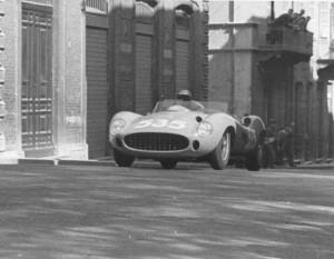 Piero Taruffi 1000 miglia 1957