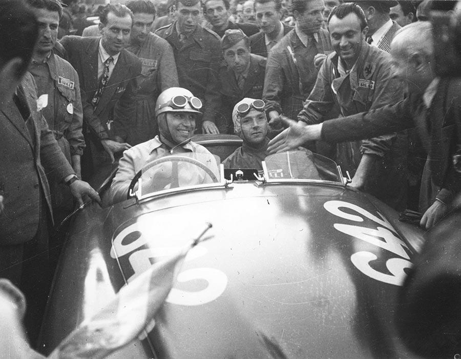 Piero Taruffi 1949